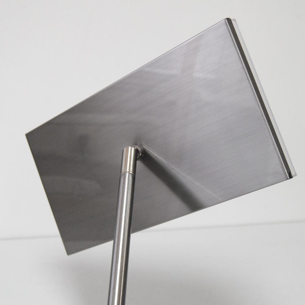 led deckenfluter mit led leseleuchte 1m80cm led panel stehleuchte stehlampe neu ebay. Black Bedroom Furniture Sets. Home Design Ideas