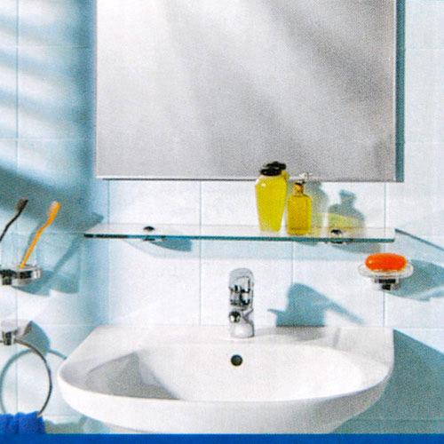 L mpara ba o cromado led posible dise o luminaria luces de espejo pared - Lampara espejo bano ...