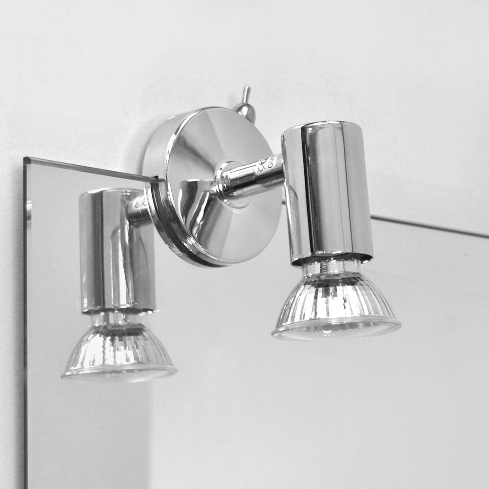 Badezimmer Lampe Wandleuchte Briloner 2225018 Mit Schalter
