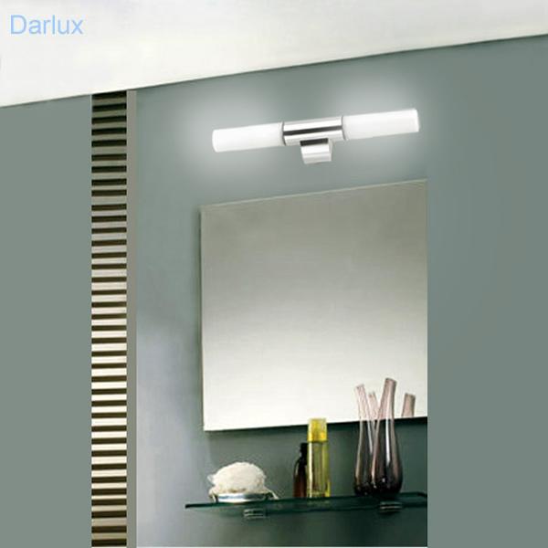 badleuchte spiegelleuchte wandleuchte ip44 bad lampe. Black Bedroom Furniture Sets. Home Design Ideas