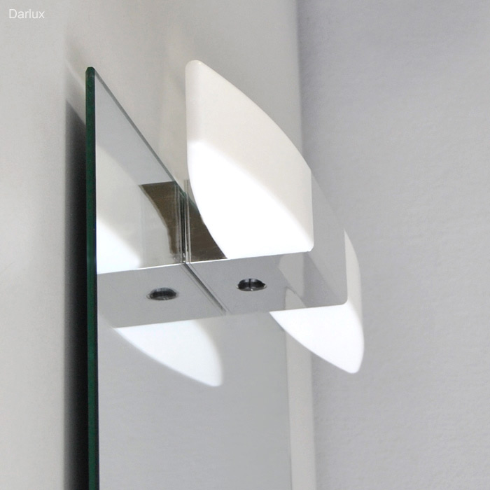 spiegelleuchte wandleuchte briloner 2244 028 bad lampe. Black Bedroom Furniture Sets. Home Design Ideas