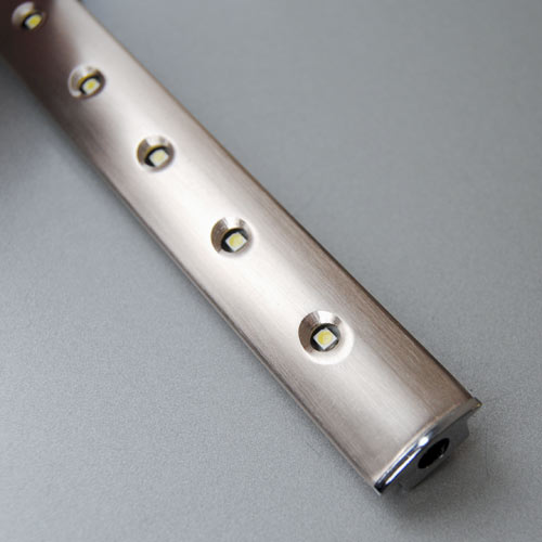 Briloner 2424150D Lichtleiste LED 2,5W Metall mit Trafo ...