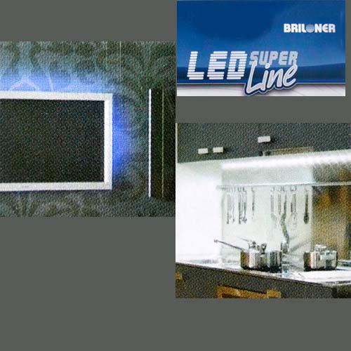 30 led lichtband farbwechsel briloner 2448 300 strips 1m leiste neu ebay. Black Bedroom Furniture Sets. Home Design Ideas