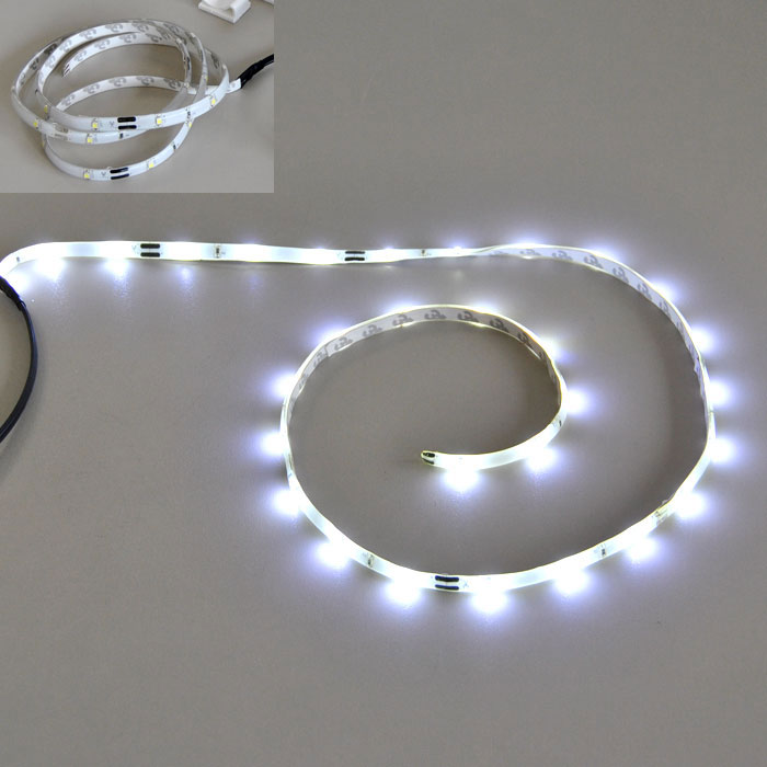 Led Beleuchtung Longboard : wei 1m Auto Camping Wohnmobil Beleuchtung 12V Strips Streifen eBay