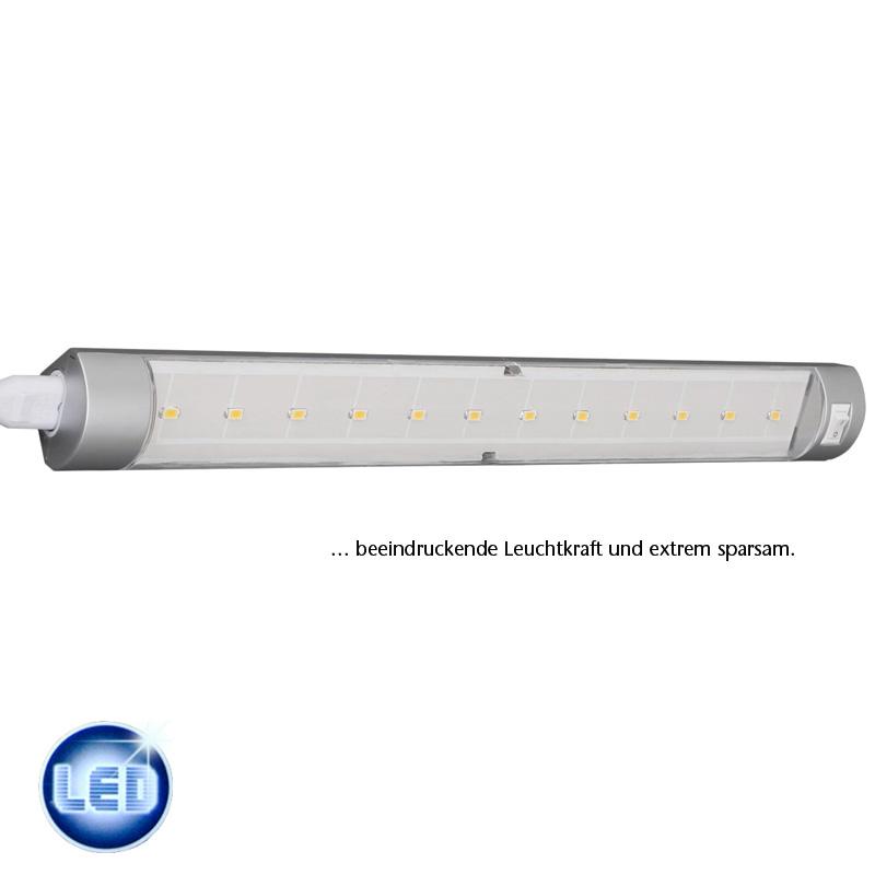 Led luci sottostruttura barra luminosa lampada da cucina for Luci led cucina