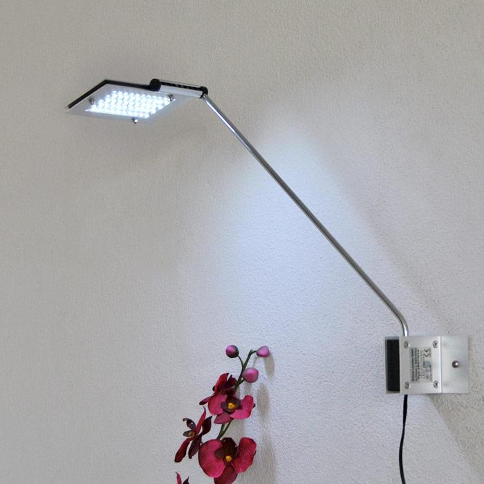 40x LED Wandleuchte Leseleuchte Wandlampe Leselampe NEU
