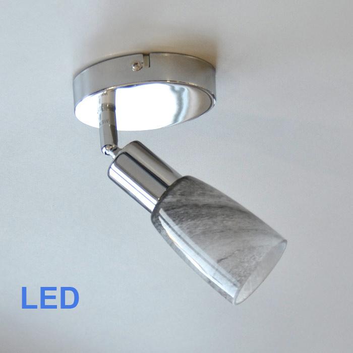 LED Wandleuchte Deckenleuchte Briloner 56438473 Mit 1x 4W