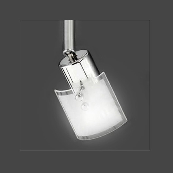 led wandleuchte deckenleuchte briloner 47446875 mit 3w gu10 led mz. Black Bedroom Furniture Sets. Home Design Ideas