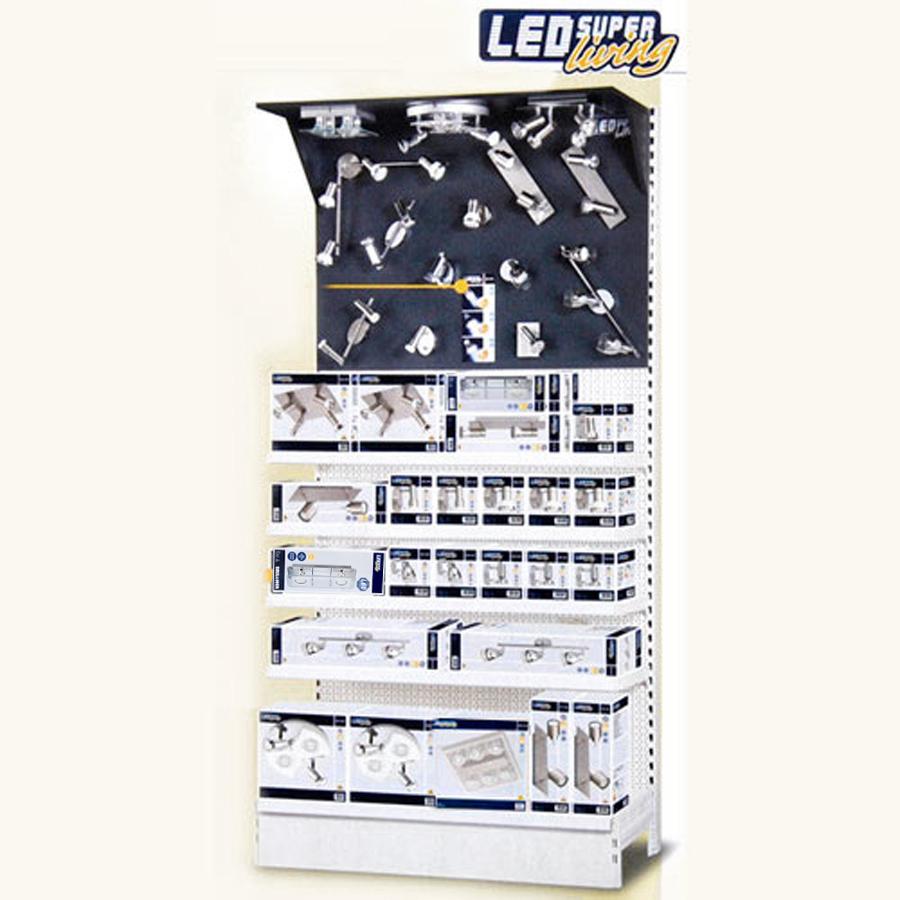Led deckenleuchte briloner 6w led power strahler for Deckenlampe 2 strahler