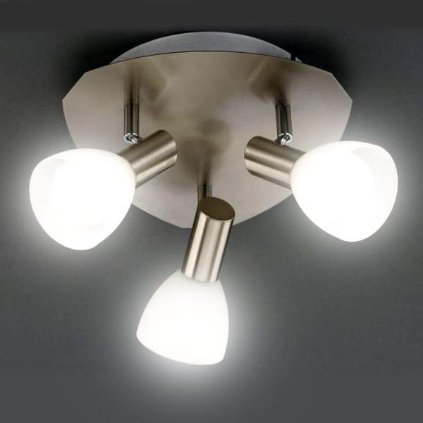 energiespar deckenleuchte rondell deckenlampen strahler ebay. Black Bedroom Furniture Sets. Home Design Ideas