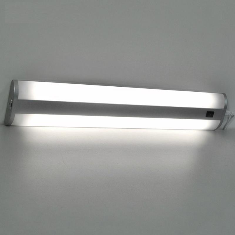 luce sopra mobile : ... sottopensile Lampada da scaffale Luce bagno 2x T5,possibilit? LED