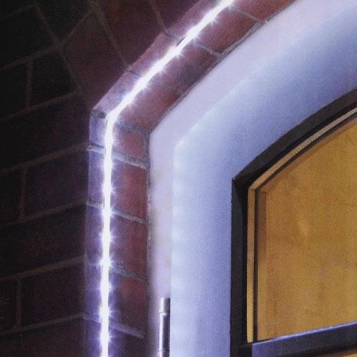 1m led lichtband unterbauleuchte lichtleisten ip44 strips. Black Bedroom Furniture Sets. Home Design Ideas