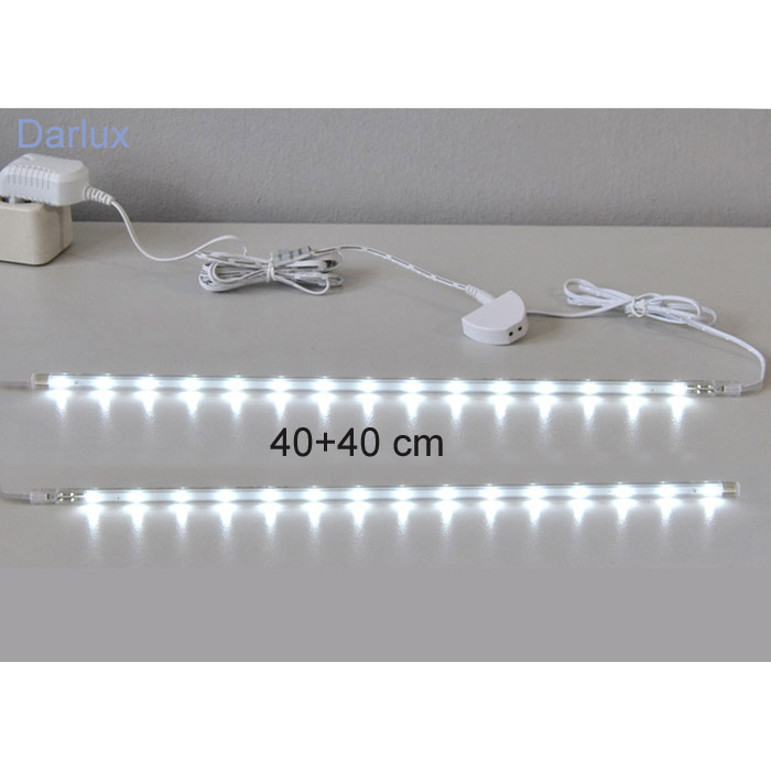 led lichtleiste sensor schrank k che beleuchtung briloner leiste strip 6454 300s ebay. Black Bedroom Furniture Sets. Home Design Ideas