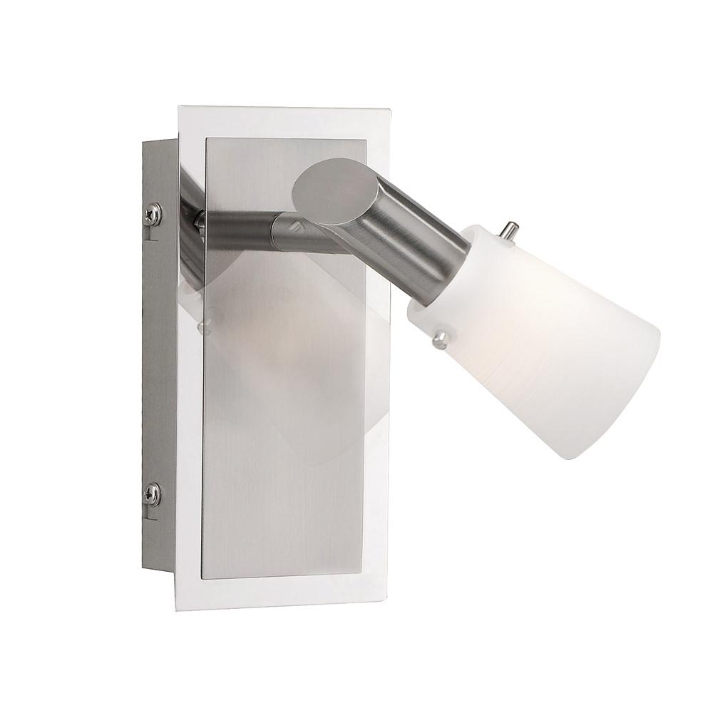 wandleuchte spot wandspot 213221 fli fischer mit schalter. Black Bedroom Furniture Sets. Home Design Ideas