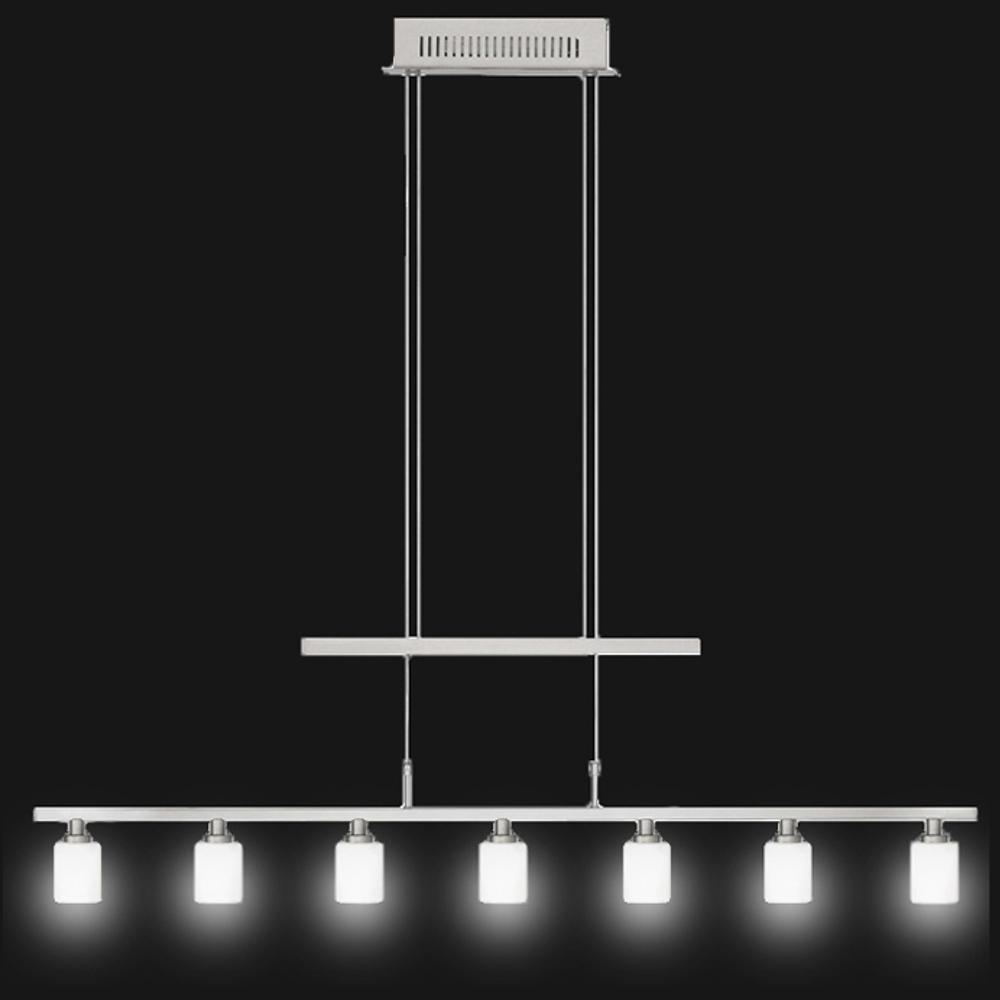 fischer leuchten led pendelleuchte h henverstellbar 10937. Black Bedroom Furniture Sets. Home Design Ideas