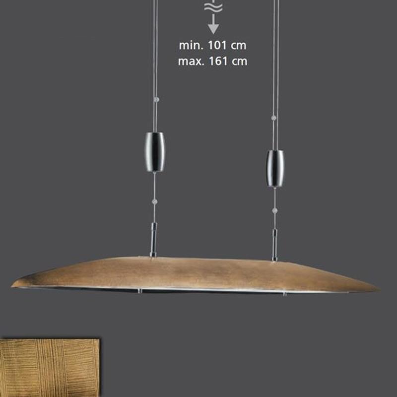 led pendelleuchte h henverstellbar h ngeleuchte fischer. Black Bedroom Furniture Sets. Home Design Ideas