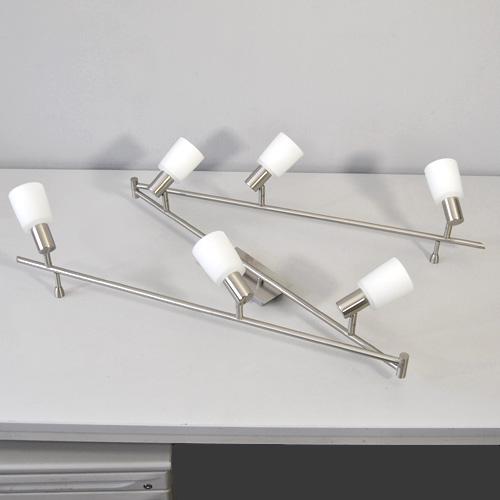 Luxus Lampadario 2,34m Fischer Illuminazione a Binario Faretto