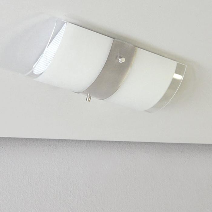 Deckenleuchte /  Wandleuchte 13792 Fischer Leuchten 2x9W Sparlampen