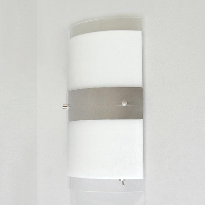 wandleuchte deckenleuchte 9w sparlampen fischer leuchten led m glich schalter ebay. Black Bedroom Furniture Sets. Home Design Ideas