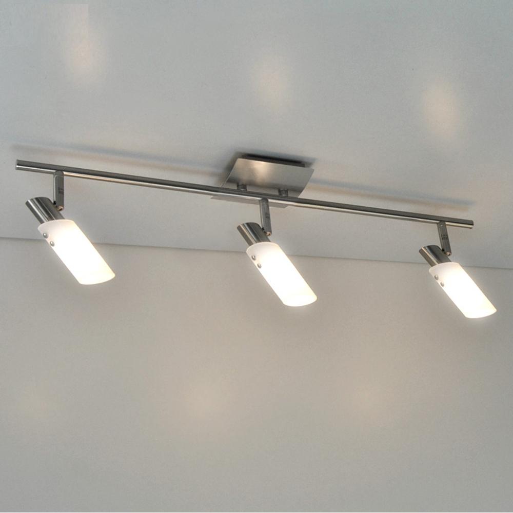 deckenleuchte 14283 fischer leuchten deckenlampe wandleuchte led halogen m gl ebay. Black Bedroom Furniture Sets. Home Design Ideas