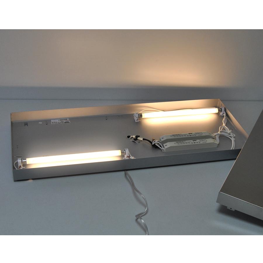 beleuchteter fotorahmen 73x33cm fischer leuchten 14832 shine. Black Bedroom Furniture Sets. Home Design Ideas
