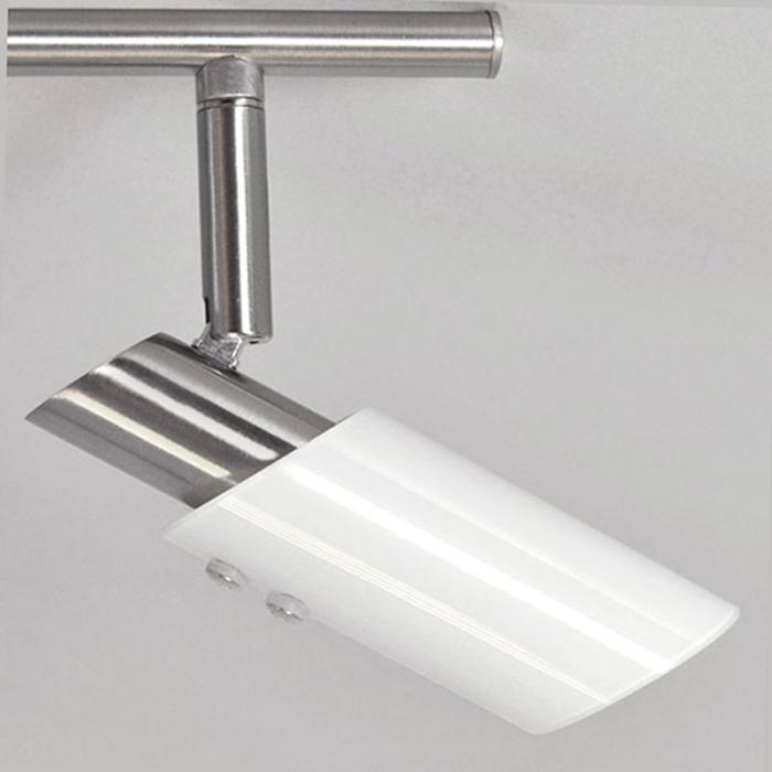 deckenleuchte wandleuchte leseleuchte deckenlampe 45cm schalter led m glich g9 ebay. Black Bedroom Furniture Sets. Home Design Ideas