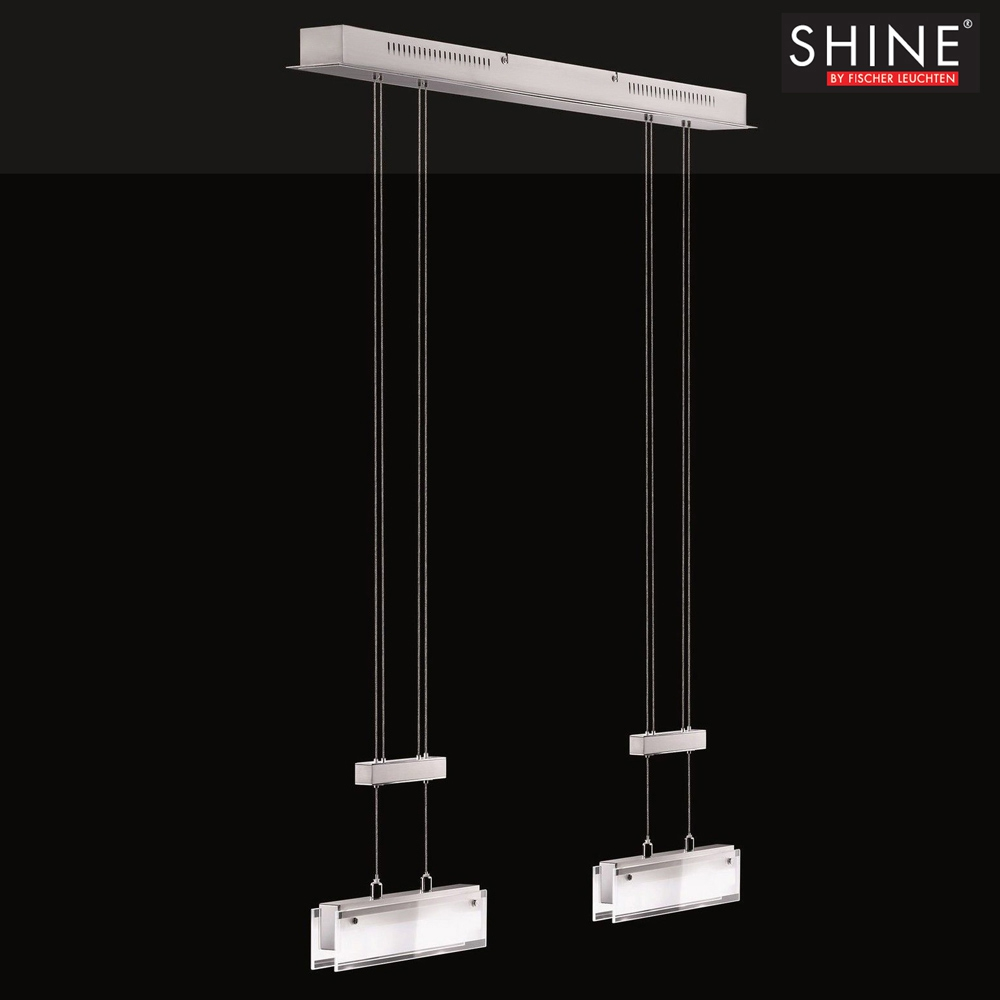 luminaire suspendu r glable en hauteur intensit variable suspensions ebay. Black Bedroom Furniture Sets. Home Design Ideas
