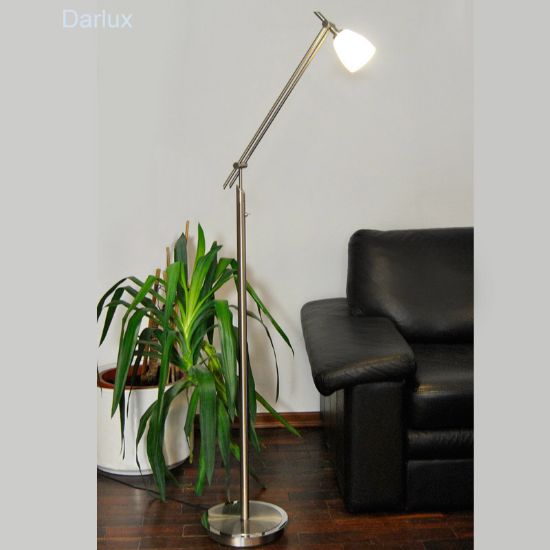 honsel leuchten led lampen led leuchten darlux fischer stehleuchten deckenfluter. Black Bedroom Furniture Sets. Home Design Ideas