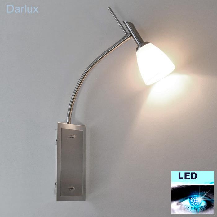 LED Wandleuchte FLI Fischer 55151454 Mit 5W G9 LED