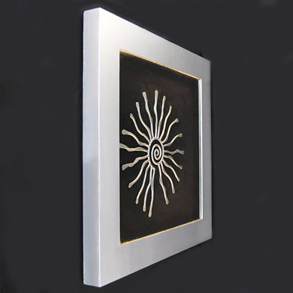 designer led wand bild k nstlerbild leuchten lichtobjekt. Black Bedroom Furniture Sets. Home Design Ideas