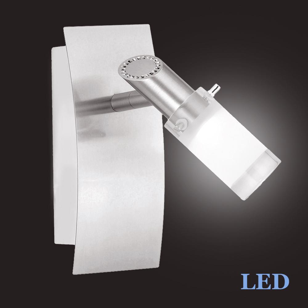 Wandleuchte LED 6W Luxus Wandfluter Sorpetaler Messing