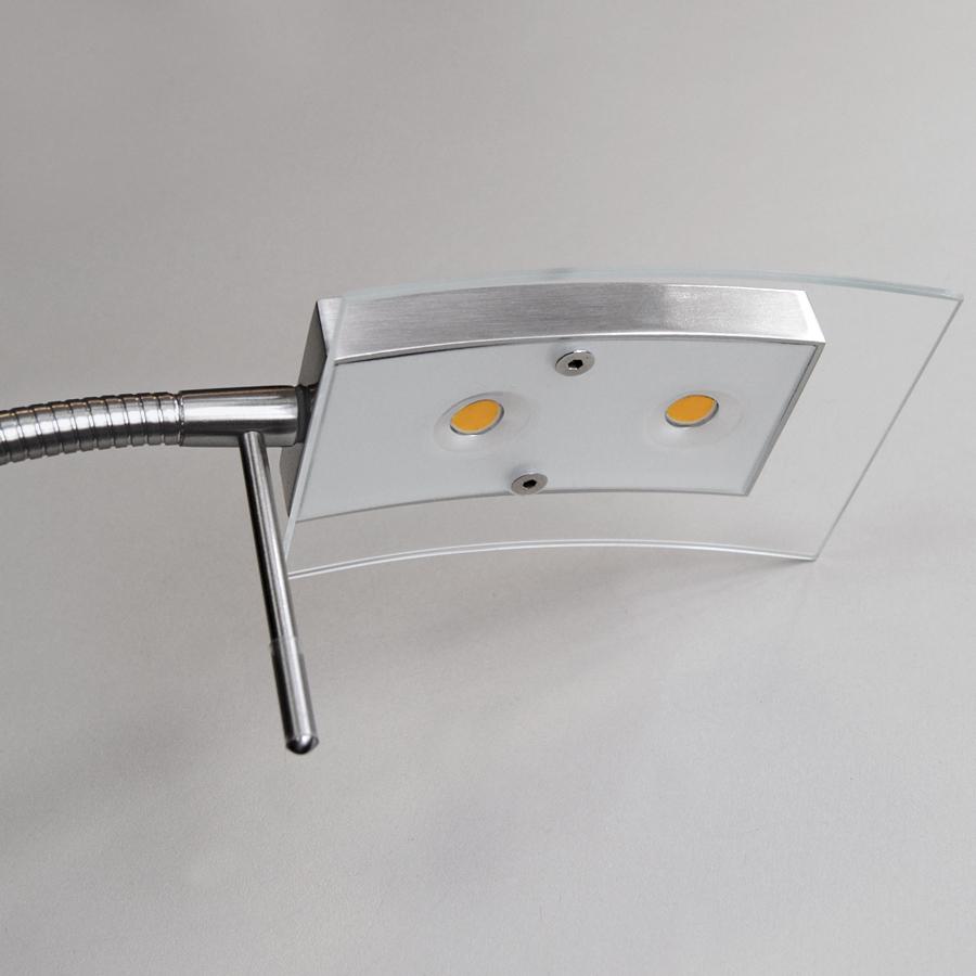 LED Wandleuchte Flexarm 51821 SHINE Fischer Leuchten