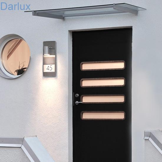 wandleuchte hausnummer beleuchtung au enleuchte wandlampe au en lampe konstsmide ebay. Black Bedroom Furniture Sets. Home Design Ideas