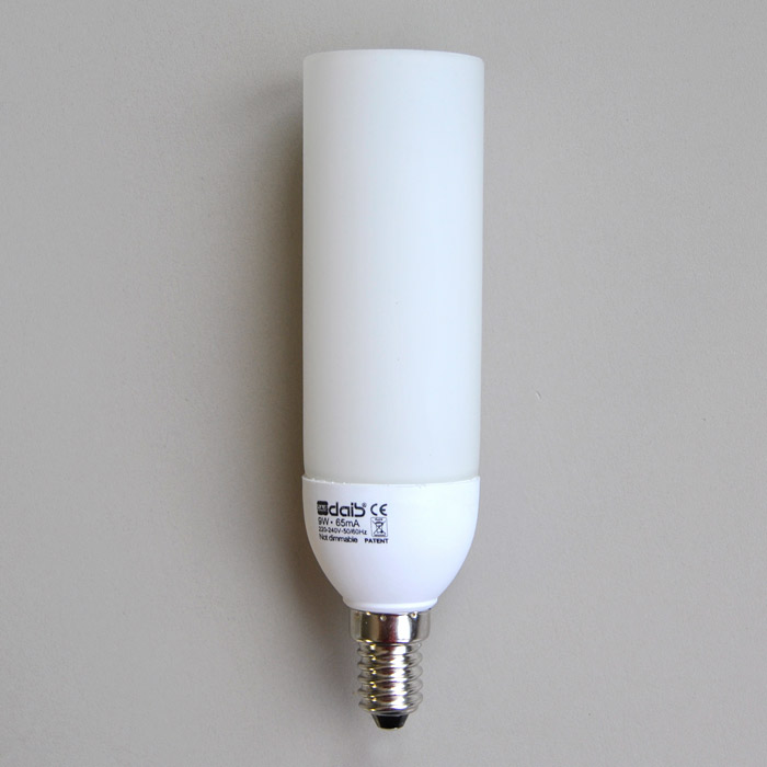 Energiesparlampe Glas 89409  E14 9W Daib LIS Leuchten Paulmann