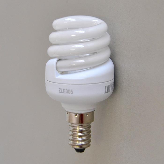 energiesparlampe e14 mini spirale 9 watt sparlampe e 14 9. Black Bedroom Furniture Sets. Home Design Ideas