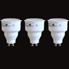3-Set Energiesparlampen 9W GU10 Sparlampen Einbau