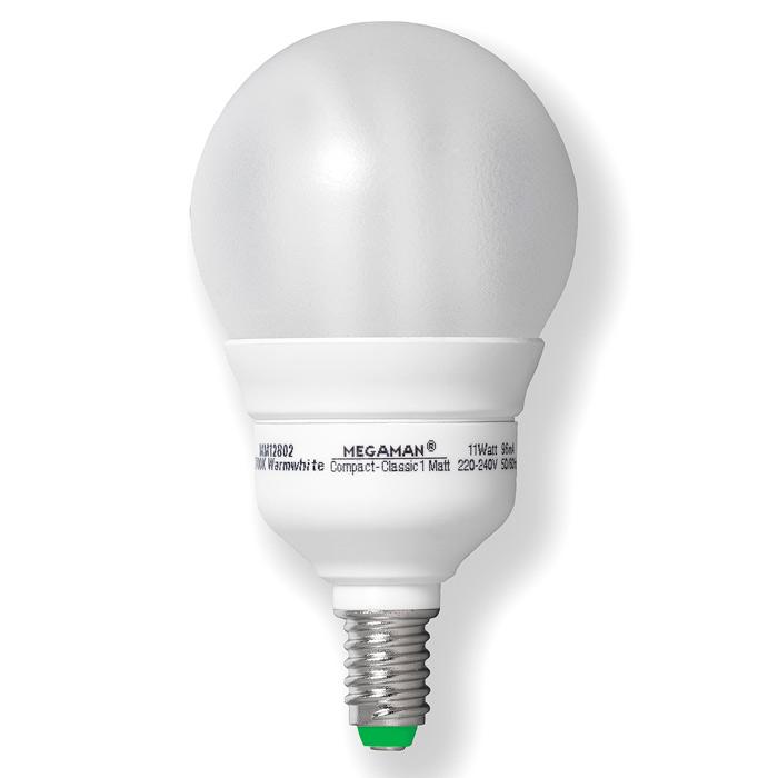 energiesparlampe 11w e14 megaman mm12802. Black Bedroom Furniture Sets. Home Design Ideas