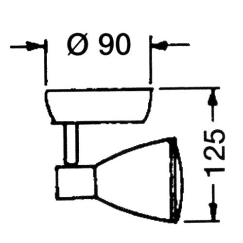 Naturstein Dusche Impr?gnieren : Helle badezimmer deckenleuchte ~ Wandlampe Deckenlampe Deckenleuchte