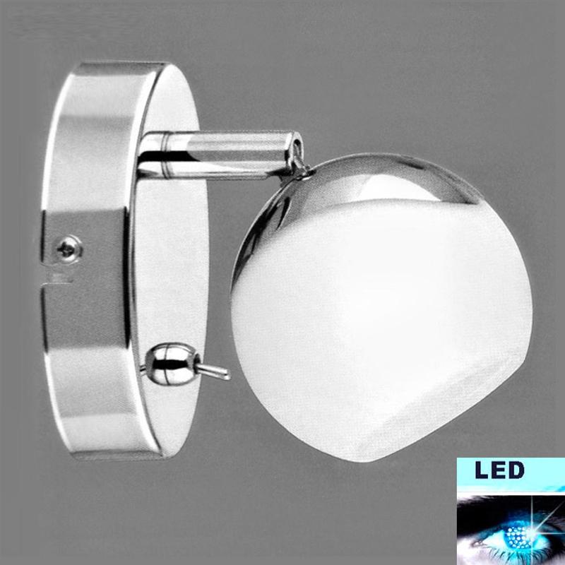 led wandleuchte prisma leuchten 55156962 mit 5w g9 led. Black Bedroom Furniture Sets. Home Design Ideas