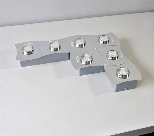 eco halogen deckenlampe deckenleuchte wandlampe chrom gu10 led m glich dimmbar d sseldorf nrw. Black Bedroom Furniture Sets. Home Design Ideas
