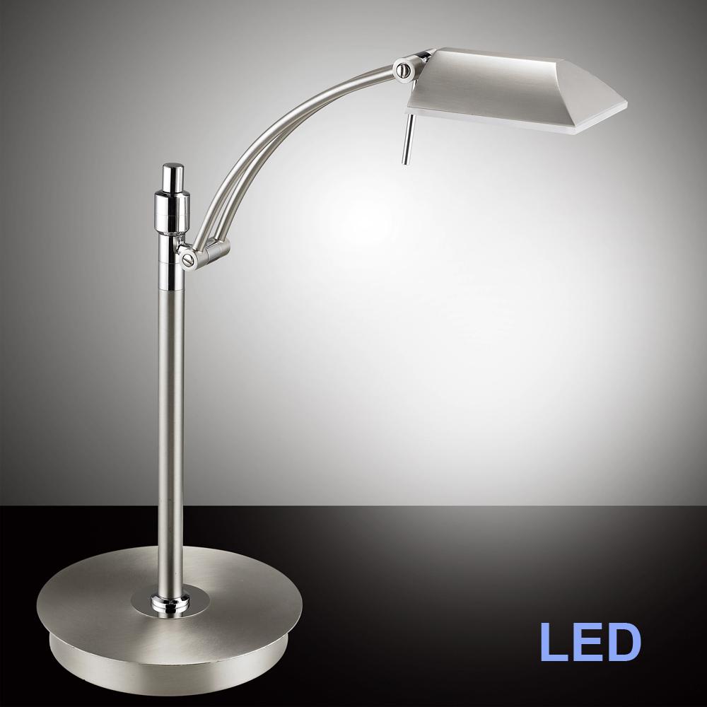 Led tischleuchte sorpetaler leuchten mugello 360630 dimmer for Leuchten led
