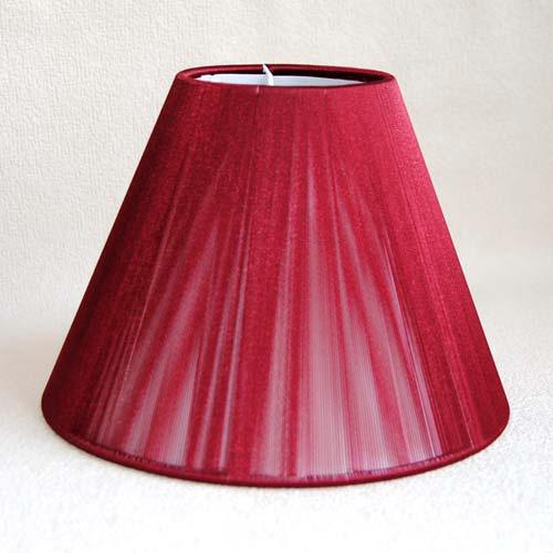 sorpetaler srs3004 lampenschirm rund rot. Black Bedroom Furniture Sets. Home Design Ideas