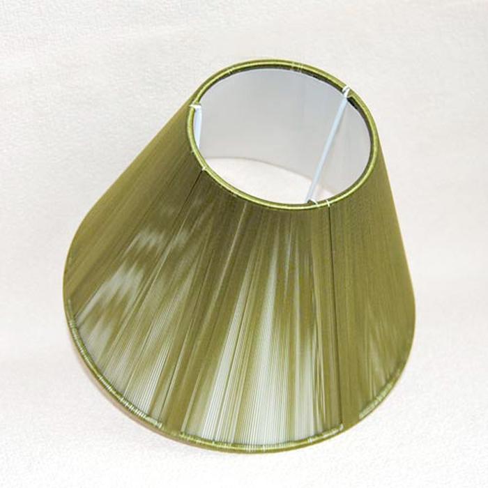lampenschirm seide neu 33008 seidenschirm stoffschirm ebay. Black Bedroom Furniture Sets. Home Design Ideas