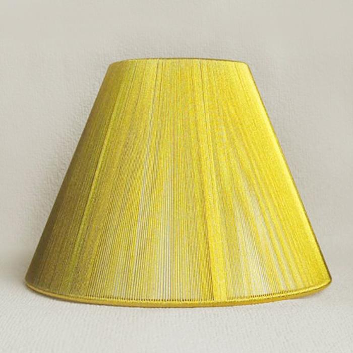 lampenschirm seide sorpetaler leuchten rund gold. Black Bedroom Furniture Sets. Home Design Ideas