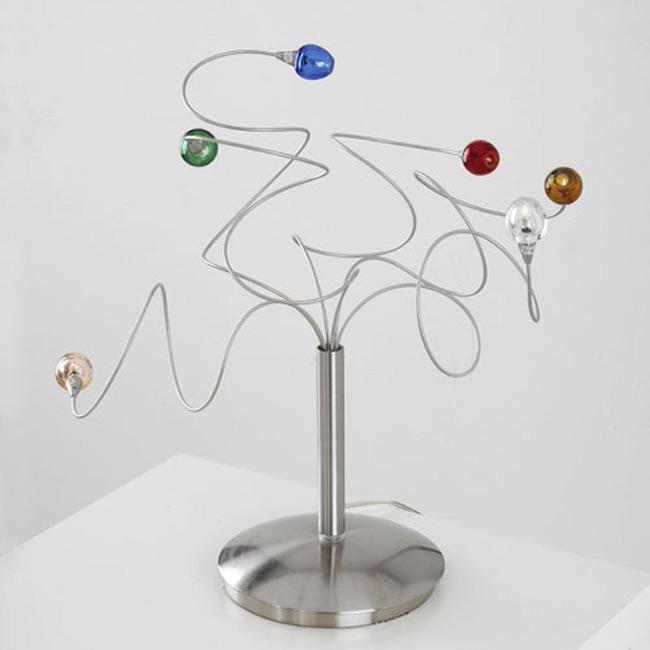 designer tischlampen eglo ferrara 26854 tischleuchte ebay. Black Bedroom Furniture Sets. Home Design Ideas