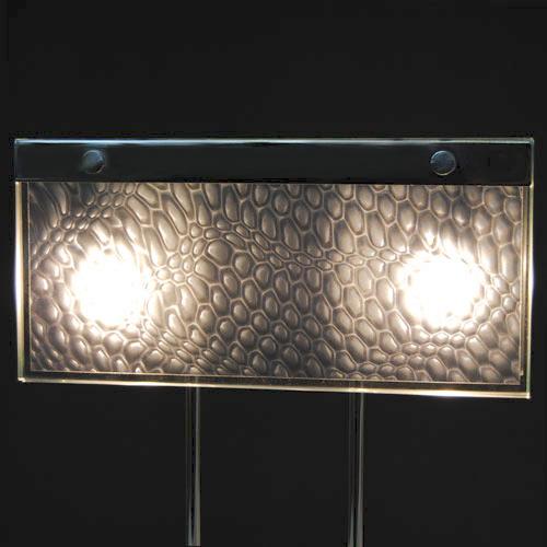 tischlampe luxus tischleuchte eglo leuchten chrom. Black Bedroom Furniture Sets. Home Design Ideas