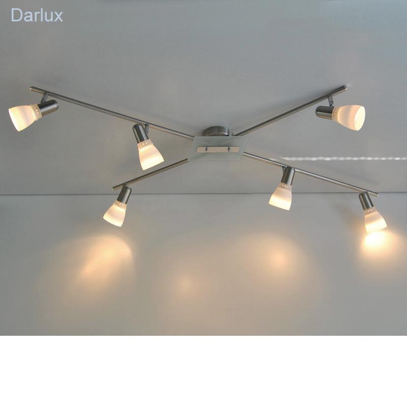 Deckenleuchte design deckenlampe lichtschiene strahler