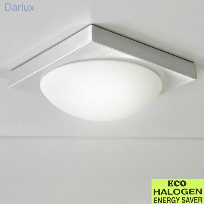 deckenleuchte 24251 honsel eco halogen deckenlampe badlampe bad leuchte led m gl ebay. Black Bedroom Furniture Sets. Home Design Ideas