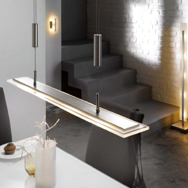 led pendelleuchte h henverstellbar 80cm h ngelampe zug h ngeleuchte leuchte neu ebay. Black Bedroom Furniture Sets. Home Design Ideas