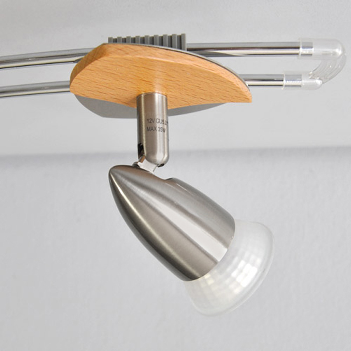 deckenleuchte paulmann 96505 cannes schienensystem neu ebay. Black Bedroom Furniture Sets. Home Design Ideas